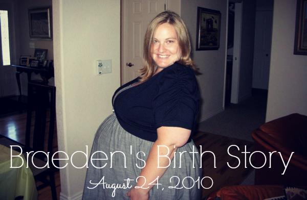 Plus Size Birth Story