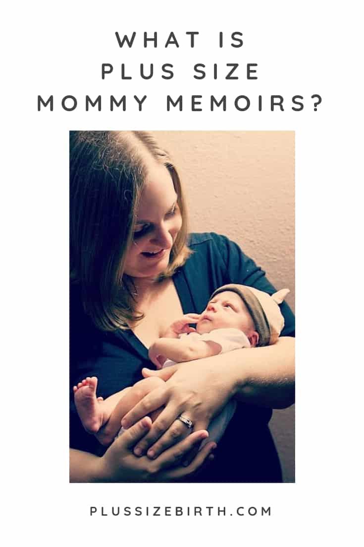Plus Size Mommy Memoirs logo