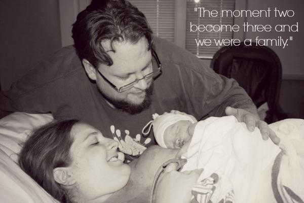 Braeden's Birth Story