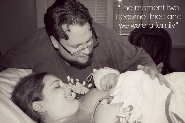 Braeden's Birth Story: Plus Size Natural Childbirth With A Midwife