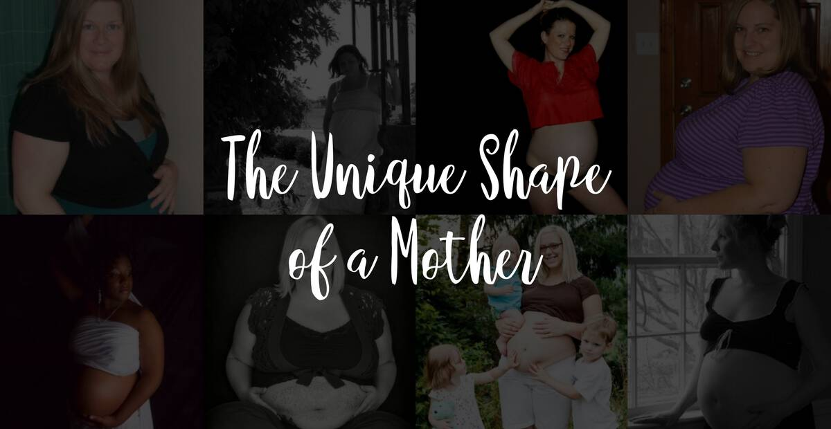 The Unique Shape of a Mother _ Birth Without Fear _ BWF _ January Harshe