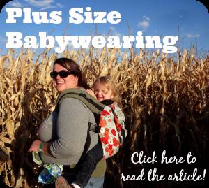 Plus-Size-Babywearing