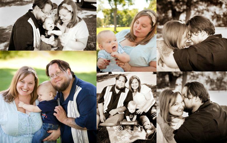 Jen McLellan Family