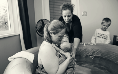 My Incredible Plus Size Water Birth Experience