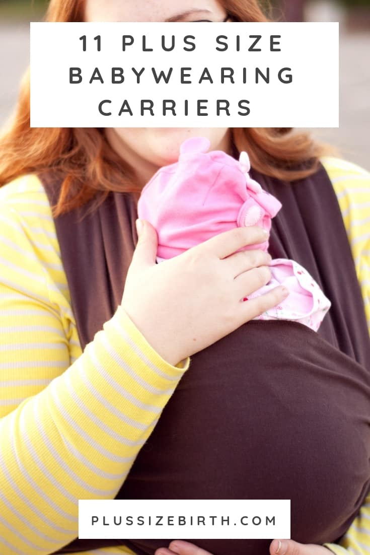 f98d56713fd 11 Plus Size Babywearing Carriers and Wraps