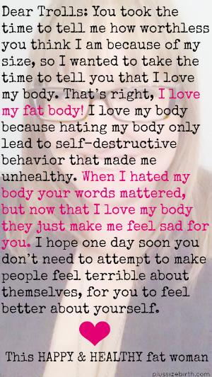 I Love My Body - 300
