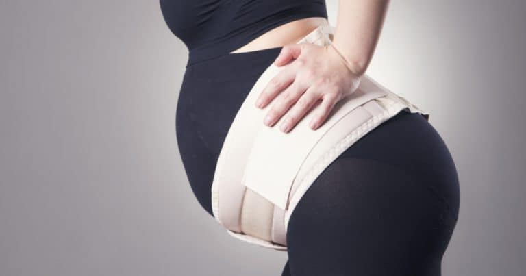Plus Size Maternity Support Belt (2)