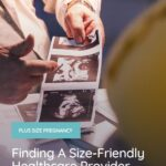 size-friendly healthcare provider and patient