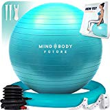 exercise ball high weight limit