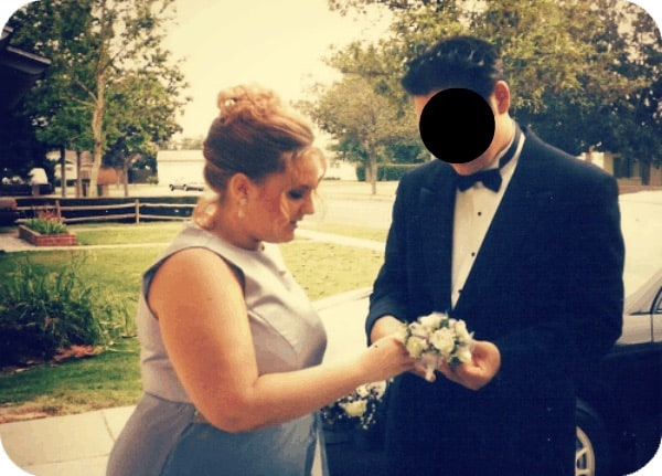 is it rape if image of a girl who was later raped by her prom date