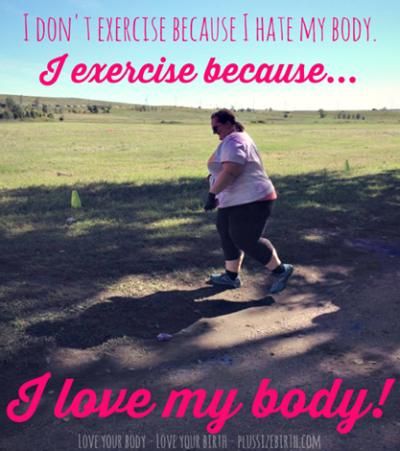 body love exercise