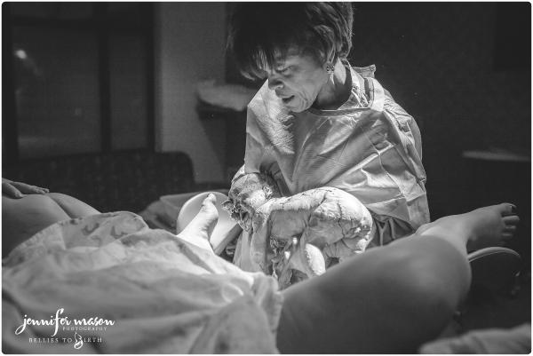 Baby Birth Photos 3