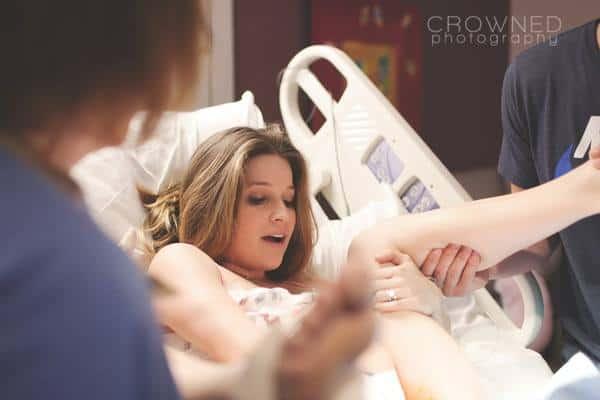 hospital birth photo