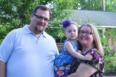 plus size parents from I didn't know I was pregnant