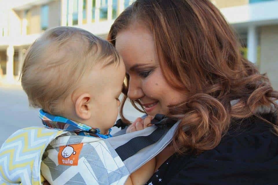 Embrace Babywearing