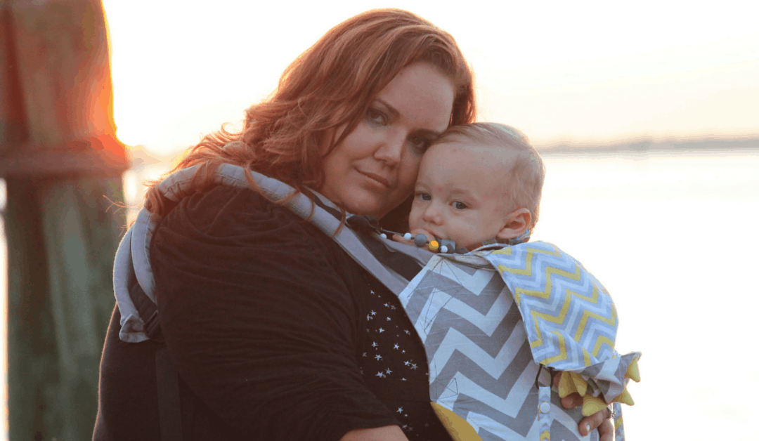 Embrace Plus Size Babywearing: A Plus Size Mother's Story