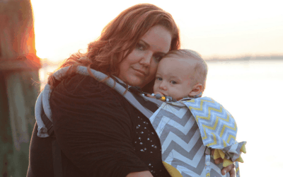 Embrace Babywearing: A Plus Size Mother's Story