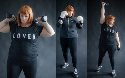 Exercise Tips for Plus Size Moms by Louise Green
