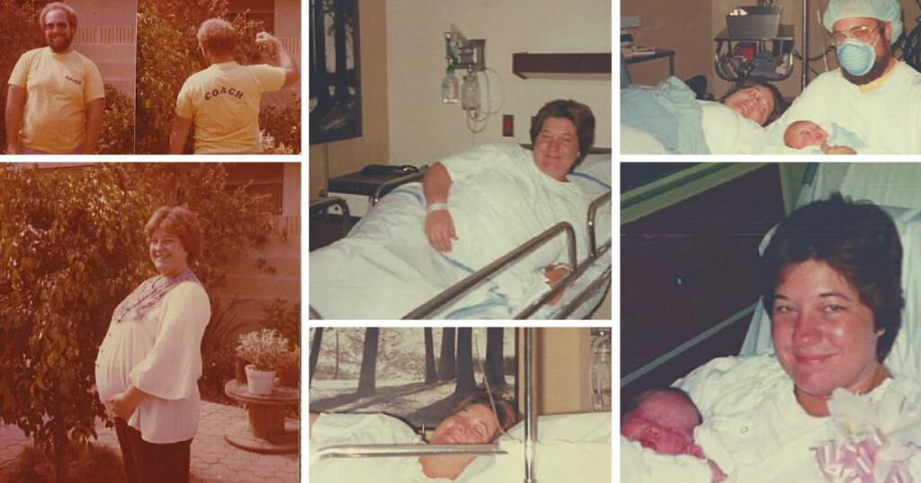 A Gift To My Daughter: Her Birth Story From 1979