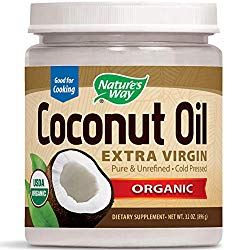 Coconut Oil Tub