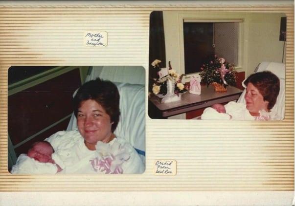 1970's mom