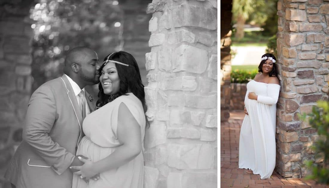 Tips for a Stress-Free Plus Size Maternity Photo Shoot