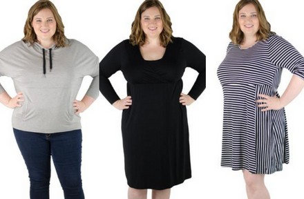Plus Size Nursing Clothes You\'ve Gotta Try! | Plus Size Birth