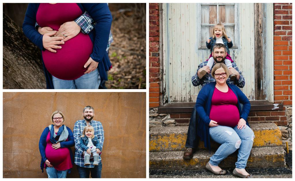Plus Size Maternity Images