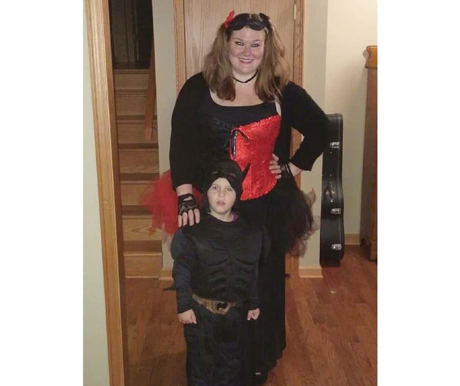 Plus Size Halloween Costume Harley Quinn