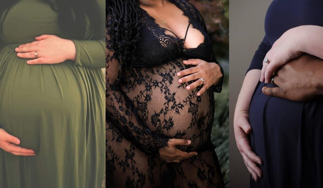 Plus Size Pregnancy Bellies: 5 Women Talk About Their Bumps