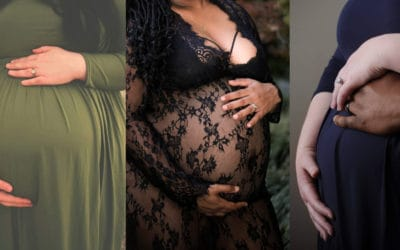 Plus Size Pregnancy Bellies: 5 Women Talk About Their Bumps