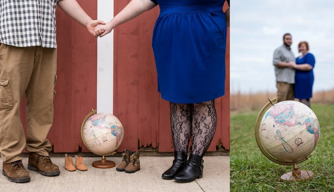 Waiting For You: Our Adoption Maternity Photos