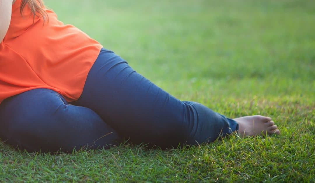 Feet In The Grass: When Birth Trauma Is Triggered