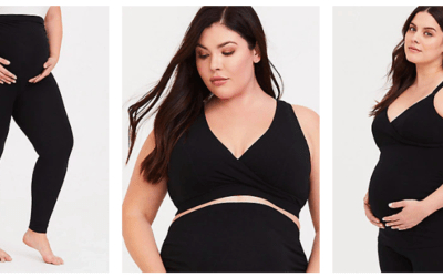 "A ""New"" Plus Size Maternity Option – Torrid Maternity!"
