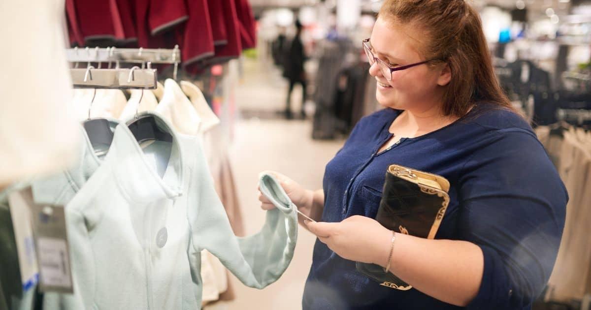 Plus Size Maternity Coat shopping
