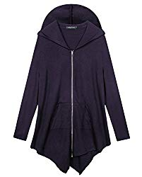 plussize hooded cape