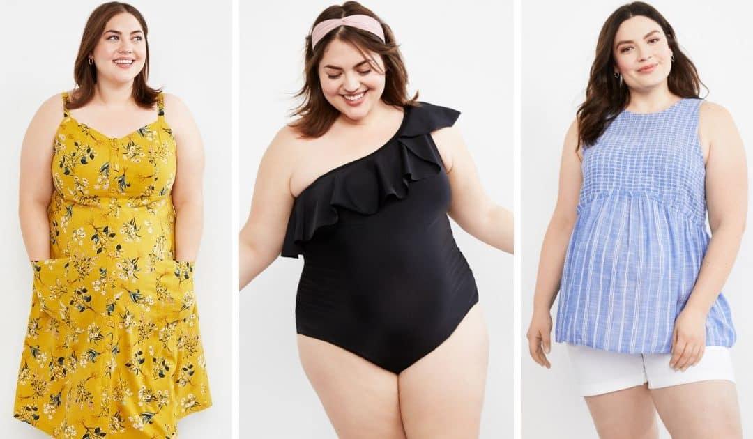 099395de67929 Adorable Plus Size Maternity Summer Styles From Motherhood Maternity