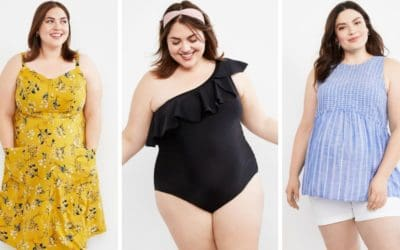 Adorable Plus Size Maternity Summer Styles From Motherhood Maternity