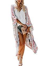 plus size Kimono for summer