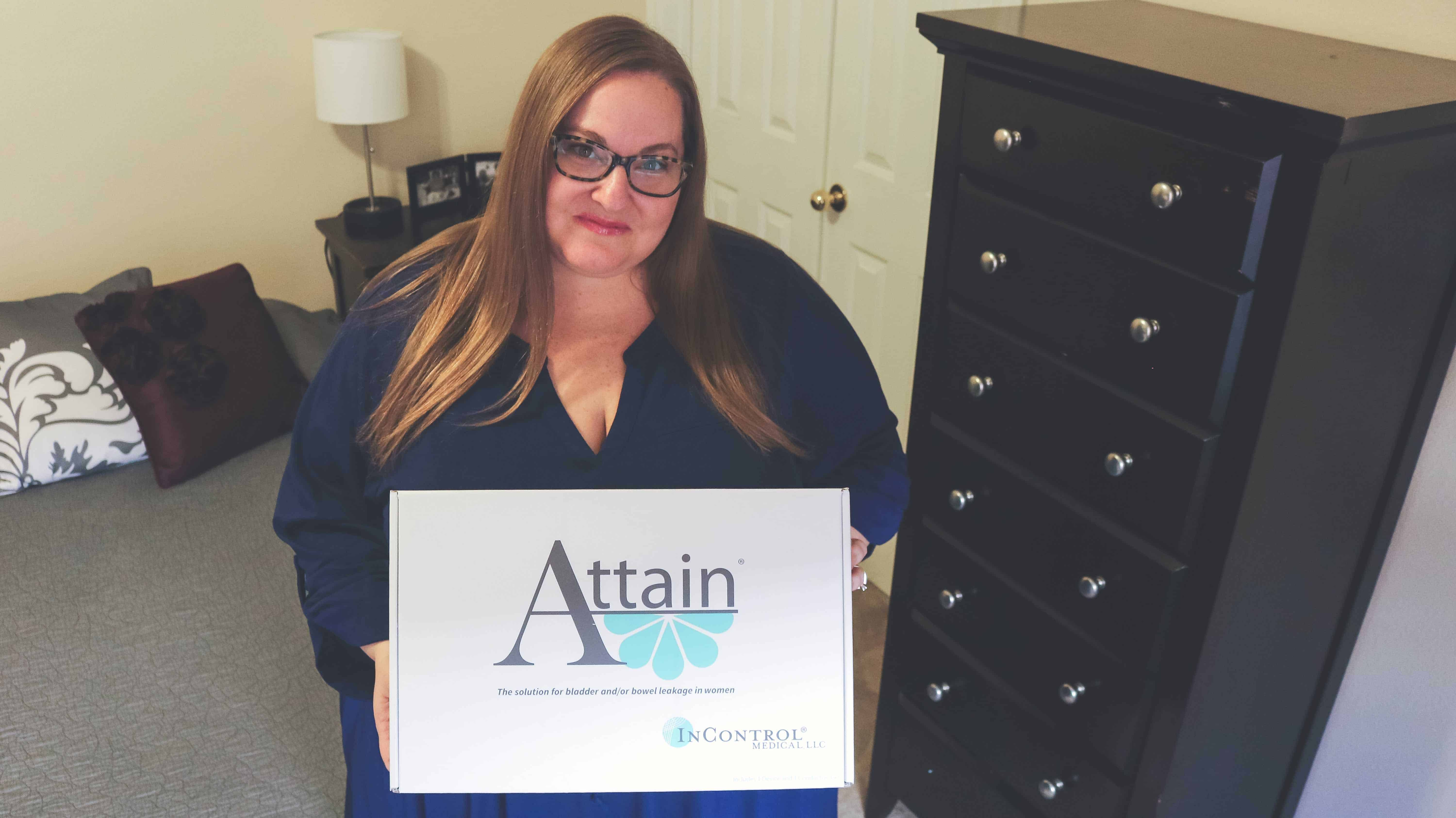 Attain product review