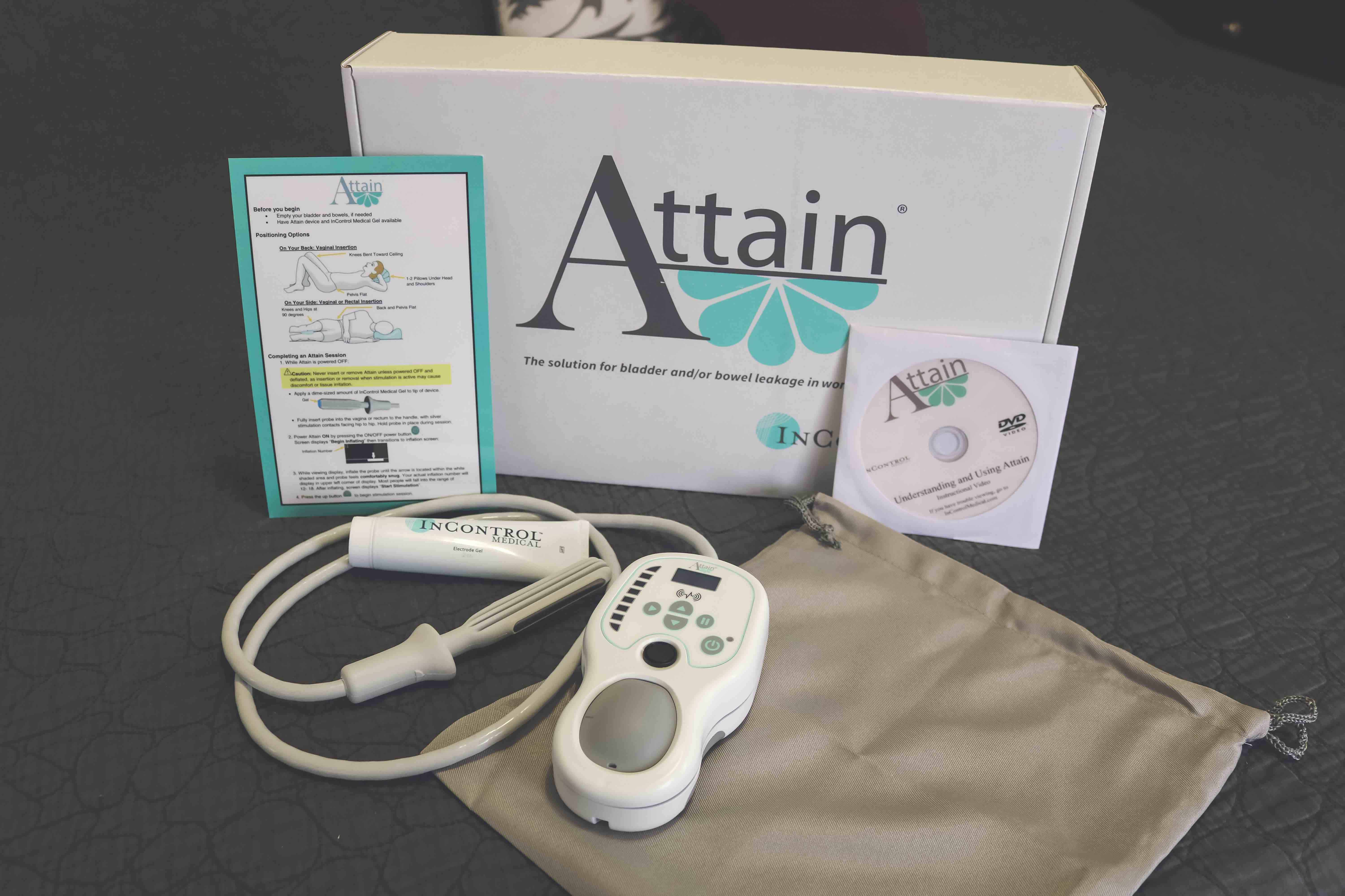 Attain Open Box