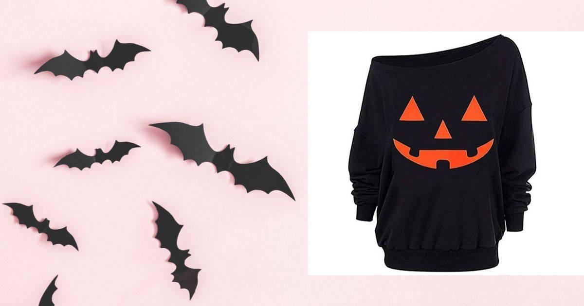 Best Plus Size Halloween Maternity Shirt