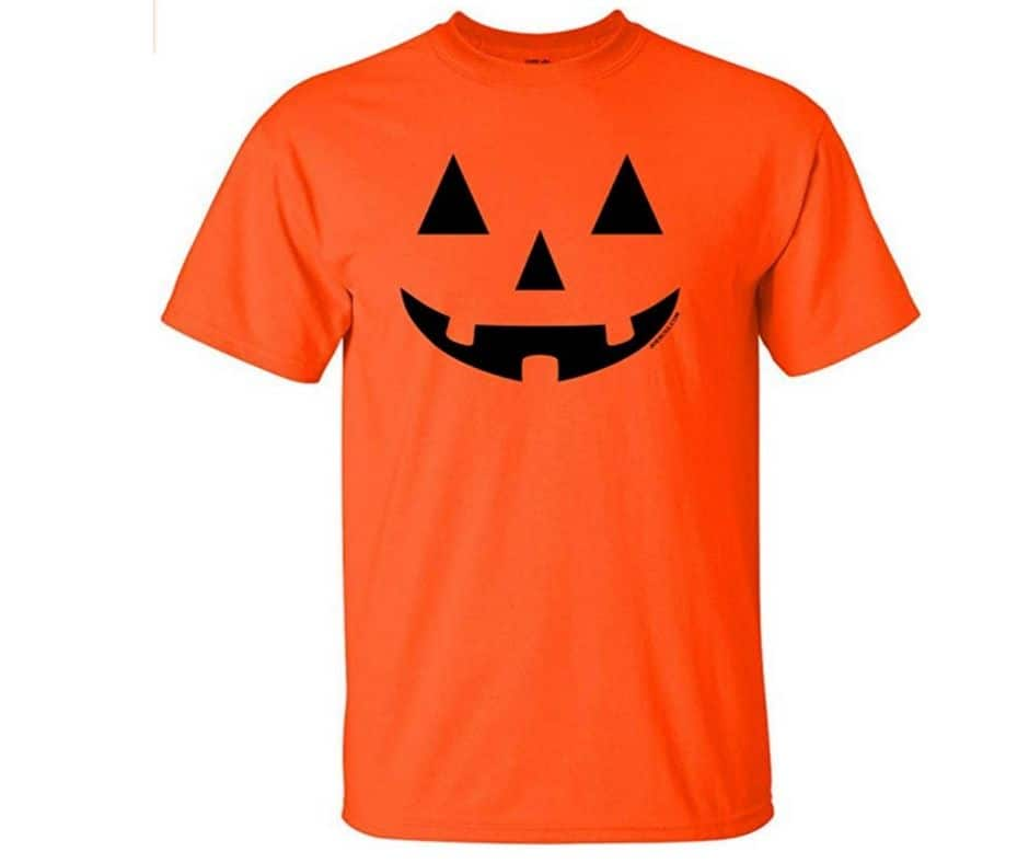 orange pumpkin shirt 6xl