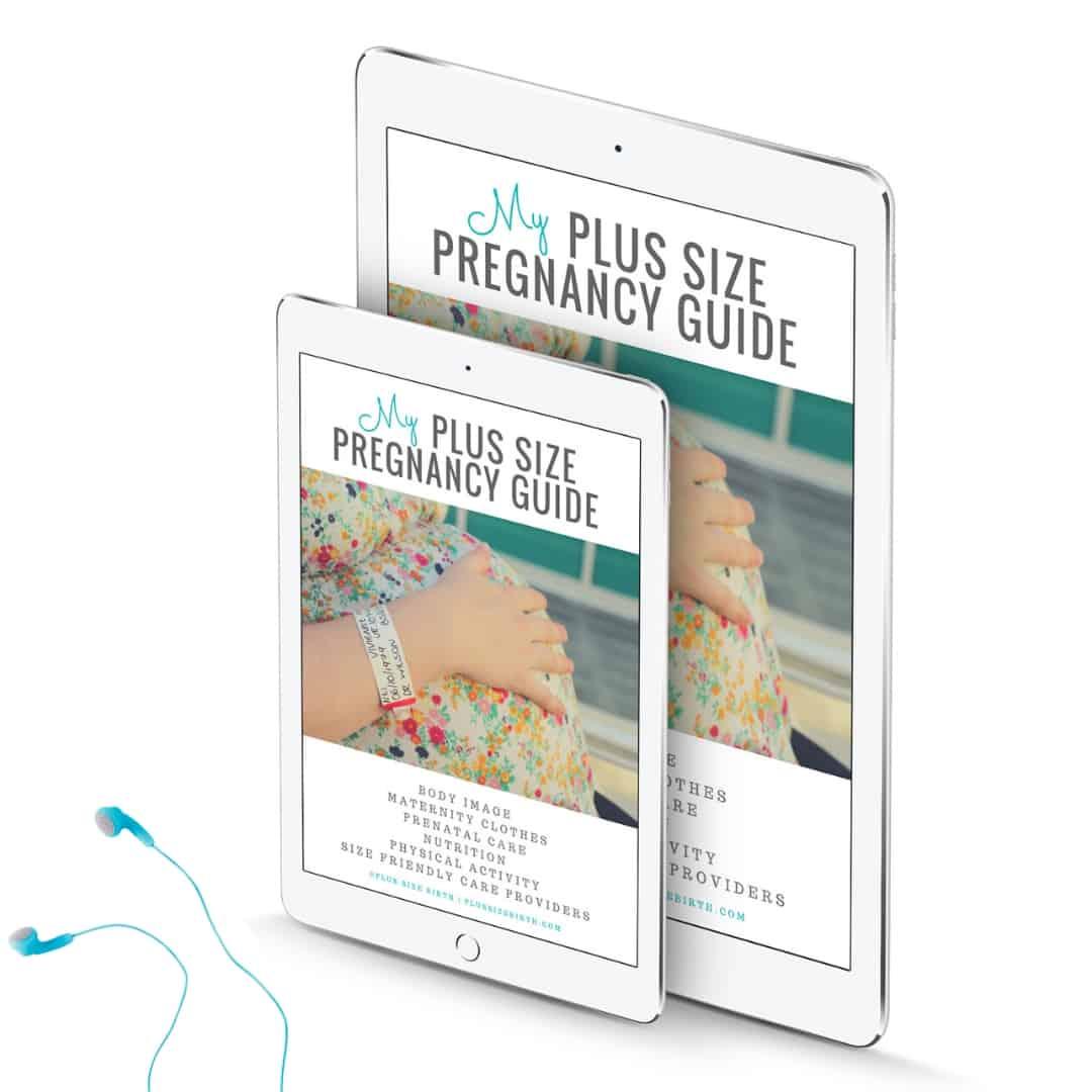 My Plus Size Pregnancy Audio book