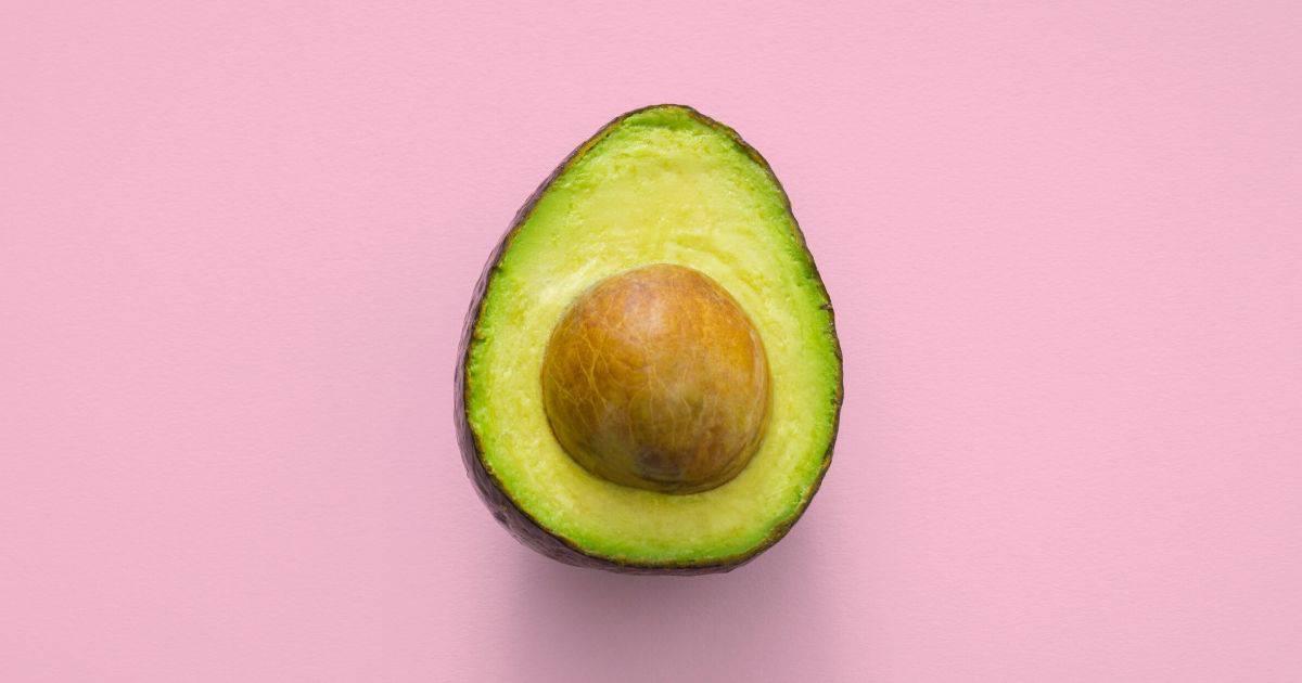 pregnant avocado