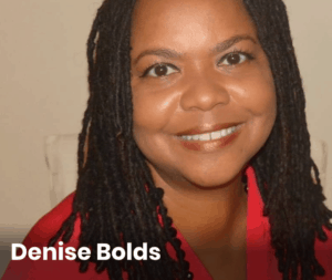 Size-friendly doula Denise Bolds