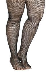 plus size maternity fishnet tights