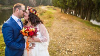 pregnant woman plus size maternity wedding dress